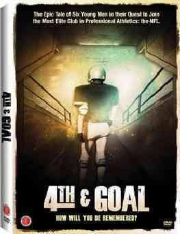 4TH & GOAL BY SEAVEY,NINA GILDEN (DVD)